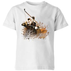 The Lord Of The Rings Legolas Kids' T-Shirt - White