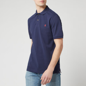 Joules Men's Woody Classic Fit Polo Shirt - French Navy