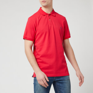 Joules Men's Woody Slim Fit Polo Shirt - Poppy