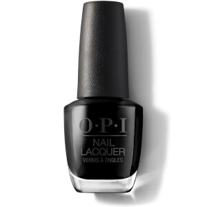 OPI Nail Polish - Lady in Black 15ml