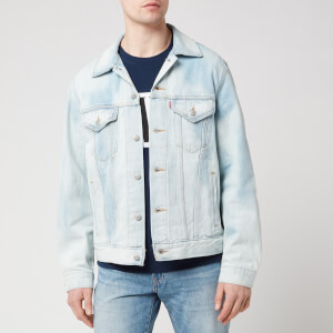 Levi's Men's Vintage Fit Trucker Jacket - Washed Blue
