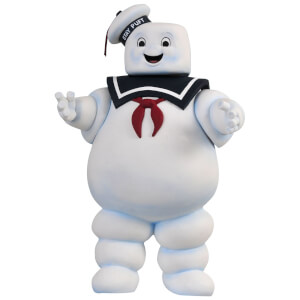 Diamond Select Ghostbusters Stay Puft Marshmallow Man Bust Bank