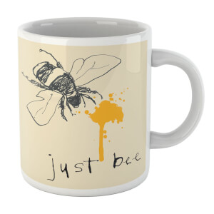 Poet and Painter Just Bee Mug