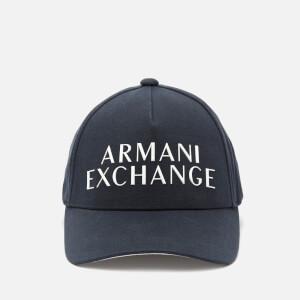 Armani Exchange Men's Baseball Cap - Blue