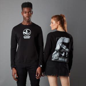 Jurassic Park Priimal Raptor Unisex Sweatshirt - Black