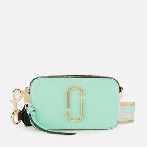 Marc Jacobs Women's Snapshot Camera Bag - Mint