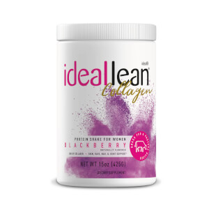 IdealLean Collagen Protein - Blackberry - 20 Servings