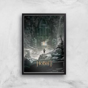 The Hobbit: The Desolation Of Smaug Giclee Art Print