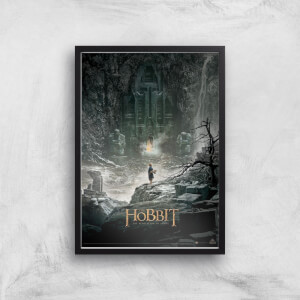 The Hobbit: The Desolation Of Smaug Giclee Art Print