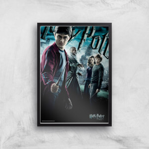 Harry Potter and the Half-Blood Prince Giclee Art Print