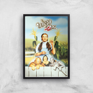 The Wizard Of Oz Giclee Art Print