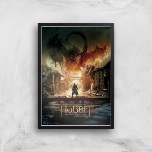 The Hobbit: Battle Of The Five Armies Giclee Art Print