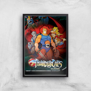 Thundercats Giclee Art Print