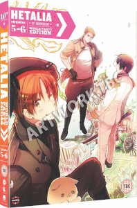 Hetalia World Party Collection: Seasons Five & Six