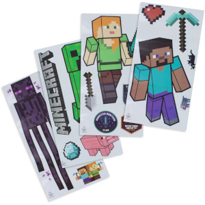 Minecraft Wall Decals