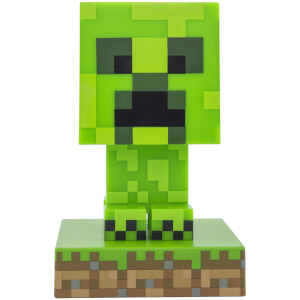 Minecraft Creeper Icon Light