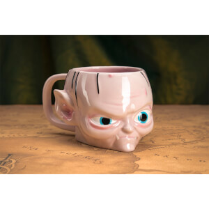Lord Of The Rings Gollum Shaped Mug