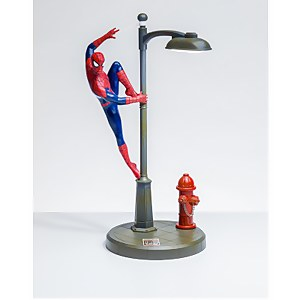Marvel Spider-Man Lamp Post Desktop Light