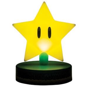 Super Mario Super Star Icon Light