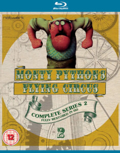 Monty Python's Flying Circus: The Complete Series 2 (Standard Edition)