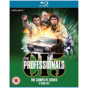 The Professionals: The Complete Series