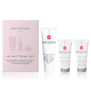 Gatineau Cleanse, Firm and Repair 14 Day Trial Kit (Worth £48.00)
