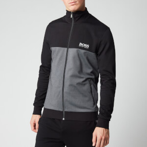 BOSS Men's Tracksuit Jacket - Black