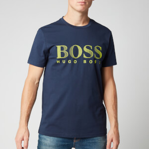 BOSS Men's T-Shirt Rn - Navy