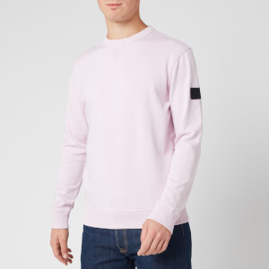 BOSS Men's Walkup 1 Sweatshirt - Dark Pink