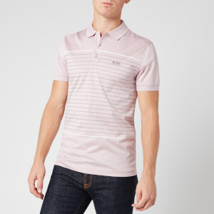 BOSS Men's Paule 8 Polo Shirt - Light/Pastel Pink