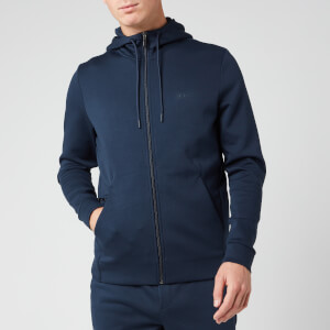 BOSS Men's Saggy X Zip Hoody - Navy