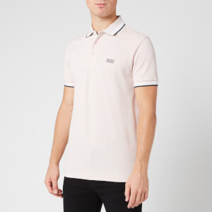 BOSS Men's Paddy Polo Shirt - Light/Pastel Pink