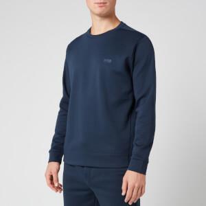 BOSS Men's Salbo X Sweatshirt - Navy