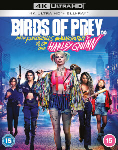 Birds Of Prey And the Fantabulous Emancipation of One Harley Quinn - 4K Ultra HD (Includes 2D Blu-ray)