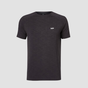 MP Performance Short Sleeve T-Shirt - Svart/Grå