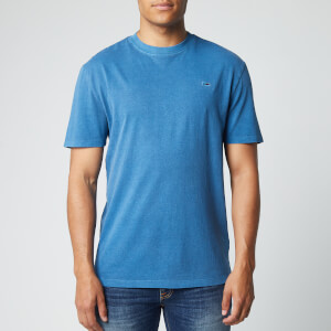 Tommy Jeans Men's Sunfaded Wash T-Shirt - Audicious Blue