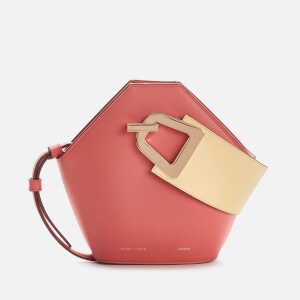Danse Lente Women's Mini Johnny Bucket Bag - Peach/Lemon