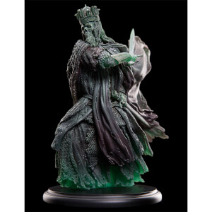 Weta Collectibles Lord of the Rings Statue King of the Dead 18 cm