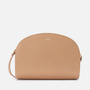 A.P.C. Women's Demi Lune Bag - Sand