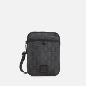 BOSS Men's Pixel Al Mini Pouch - Grey