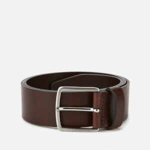 BOSS Men's Sjeeko Belt - Brown