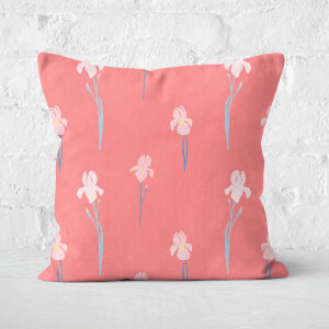 Flowers Square Cushion