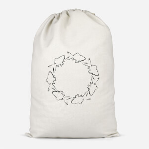 Fish Cotton Storage Bag