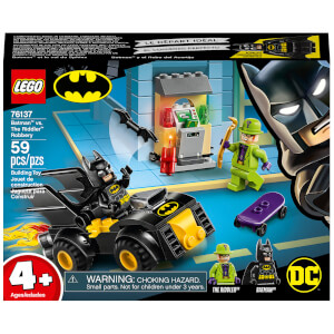 LEGO Super Heroes: Batman™ vs. The Riddler™ Robbery (76137)