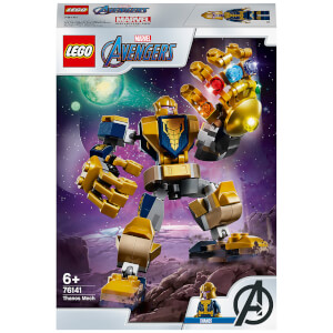 LEGO Super Heroes: Marvel Avengers Thanos Mech Set (76141)