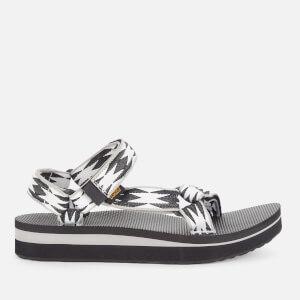 Teva Women's Midform Universal Sandals - Halcon Black Multi