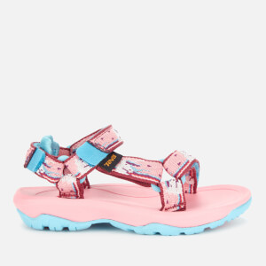 Teva Toddlers' Hurricane Xlt2 Sandals - Unicorn Geranium Pink