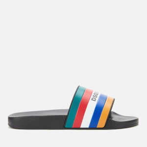 Dsquared2 Men's Slide Sandals - Nero/Multi