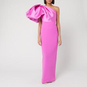 Solace London Women's Acacia Maxi Dress - Bright Purple