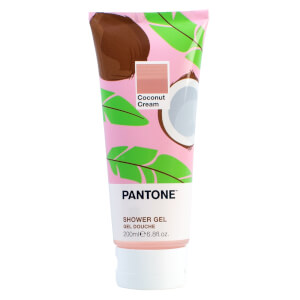 Bubble T X Pantone Coconut Cream Shower Gel 200ml